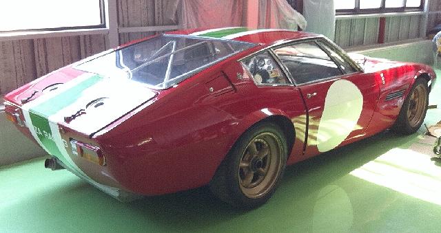 レーシングカー!希少!初代マセラティギブリ&1967年モデルのマセラティギブリの動画