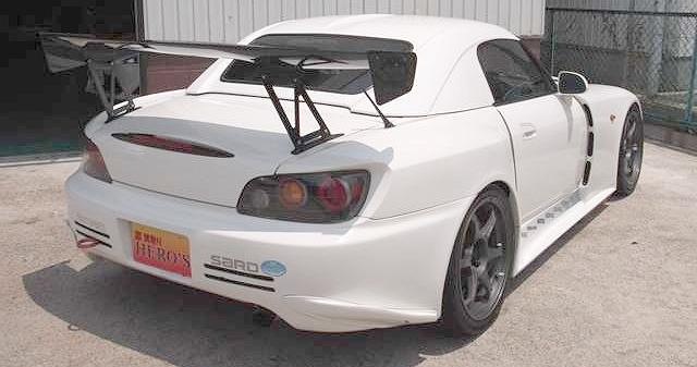 トレーシーワイド4スロ戸田S2000(AP1)20120903_8