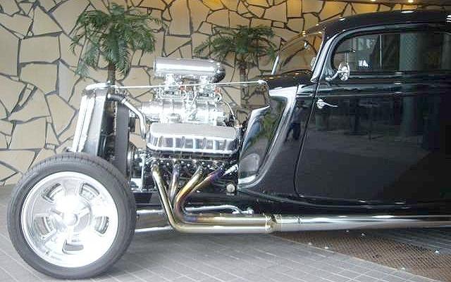 ハイボールフォードモデルA1933年20120906_6