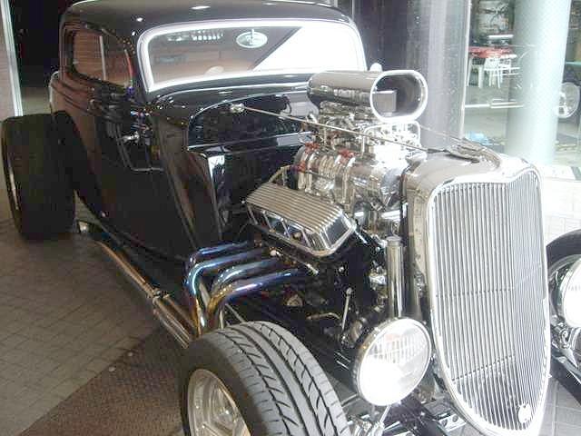 ハイボールフォードモデルA1933年20120906_3