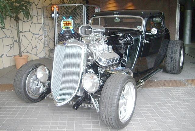 ハイボールフォードモデルA1933年20120906_1