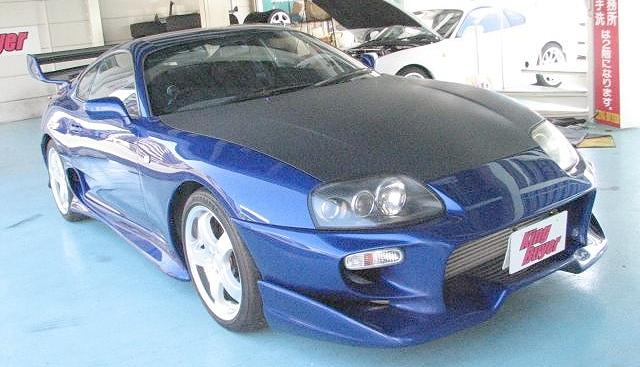 GT3037タービン600馬力80スープラSZ20120911_1