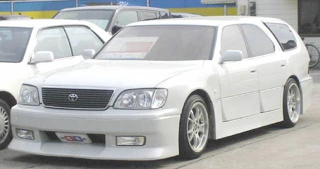 セルシオワゴン初代セルシオ(F10型)20120912