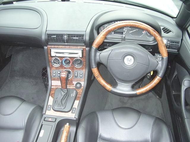 190SLレプリカBMWZ3ロードスター20120914_3