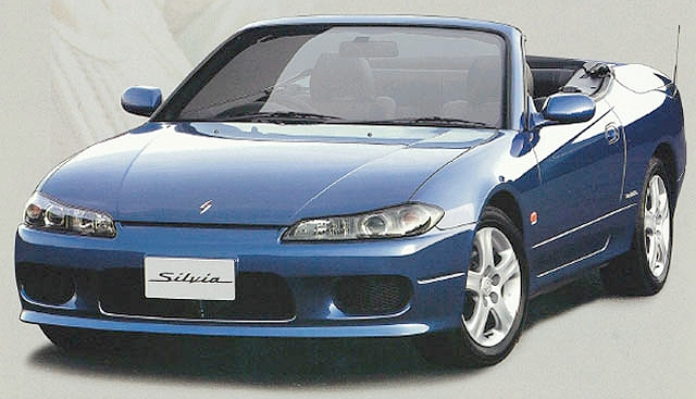 ベンツSL(R230型)仕様!S15型シルビア・ヴァリエッタ&鍋田ストリートドリフトの動画