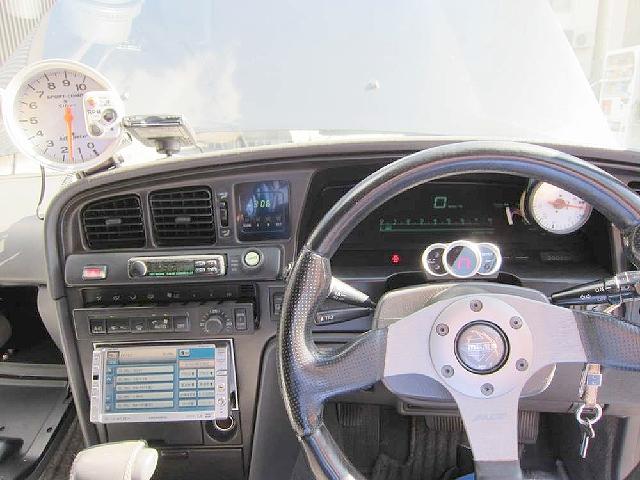 GT30プロ強化ATクレスタJZX81型20120914_5