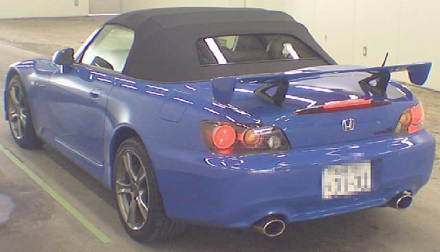 S2000タイプS落札201207_2