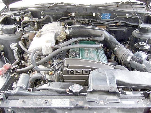 RB30エンジン限定車希少トミーカイラM30(R31スカイライン)20120917_2