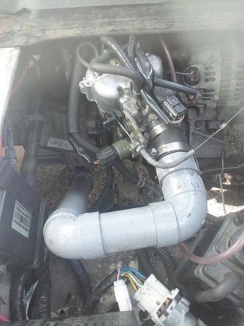 部品取りK6Aターボエンジン搭載11代目キャリイ20120919_4