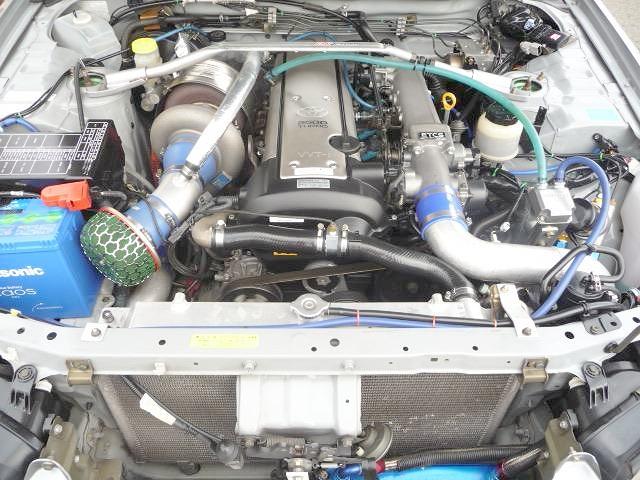 1JZエンジンT78HR34スカイライン4ドア20120922_2