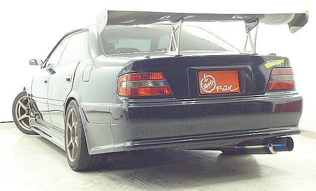 アミューズ製作・GT3037ProSタービン・6代目JZX100型チェイサー&2代目マークX顔の90系マーク2の動画