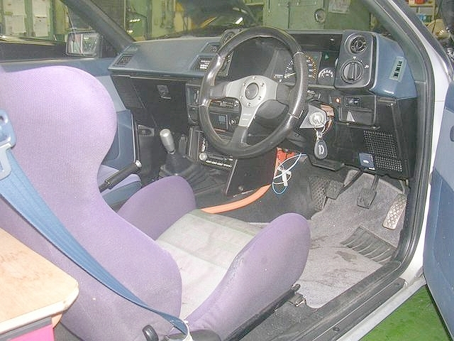 電気自動車化EV86スプリンタートレノ(AE86型)20120924_3