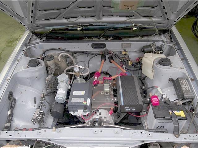 電気自動車化EV86スプリンタートレノ(AE86型)20120924_4