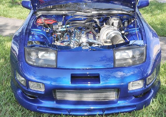 RB25エンジンZ32型フェアレディZ20120926_1