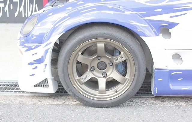 サーキット車両レーシングカプチーノ20120927_6