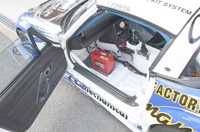 サーキット車両レーシングカプチーノ20120927_8