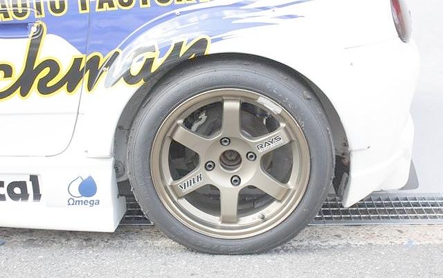 サーキット車両レーシングカプチーノ20120927_7