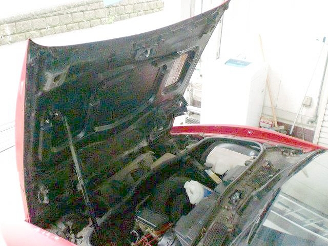 部品取りフェラーリ308GTSレプリカ201020928_5