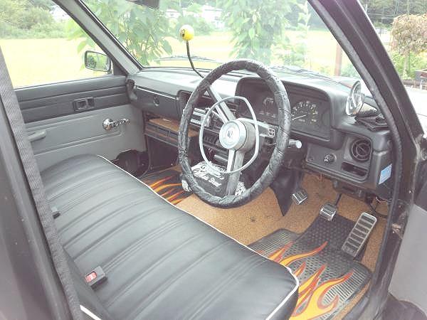 パンプキンベッド3代目ハイラックストラック20120928_2