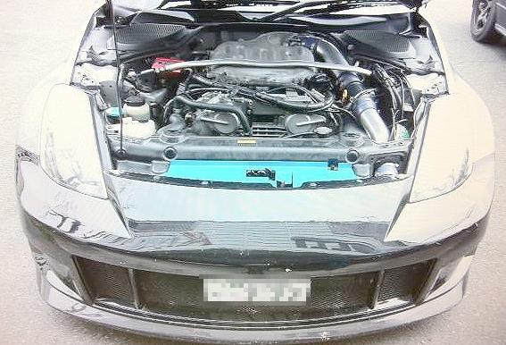 部品取り車HKSターボキット!Z33型フェアレディZ&SR20エンジン搭載のEG6型シビックの動画