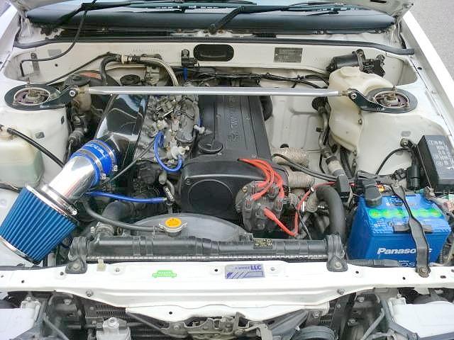 20バルブ4AGエンジン搭載カローラレビン(AE86型)&M50/B25型エンジンスワップのBMW2002の動画