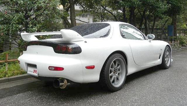 走行距離たった5000キロ!マツダRX-7(FD3S型)タイプR&SR20エンジン載せ替えS12型ダットサン200SXの動画