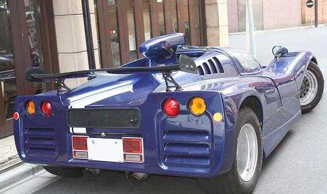 ハイスペック!キットカー!マンタレーシング&(海外)LS1エンジン搭載ポルシェ911(996系)の動画