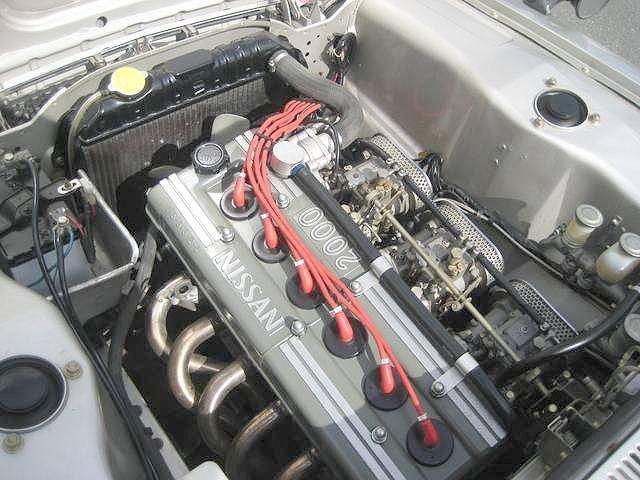 S20型エンジン搭載ハコスカ2000GT4ドア20121020_3