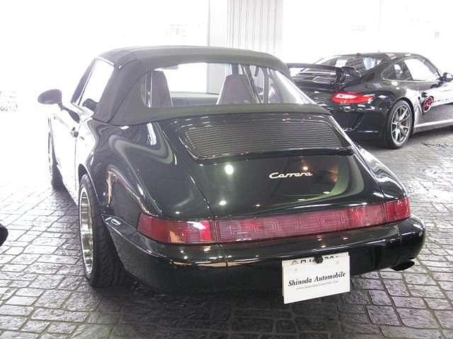 993型エンジン&6速MT仕様・964型ポルシェ911カブリオレ&1984年2代目セルボ(SS40型)のCM動画
