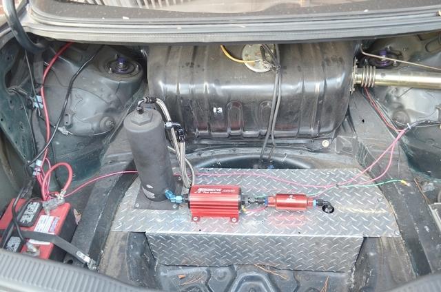 ドラッグ仕様2JZエンジン搭載レクサスSC40020121113_2