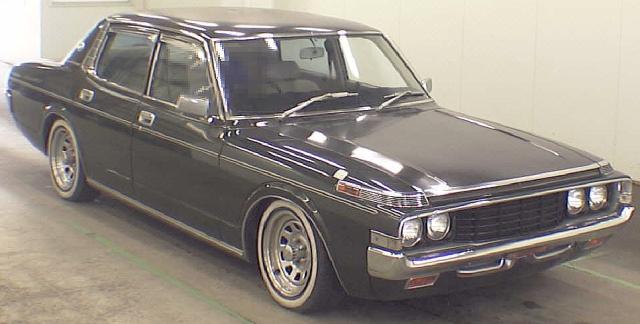 2012年10月(旧車マシン)MS60系クラウン・スーパーサルーンのオークション落札相場