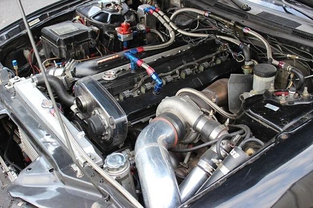 RB25エンジン搭載240SX(S14後期)20121212_2