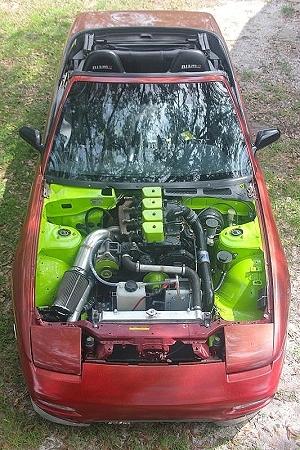 (海外)カミンズ(Cummins)製4BTディーゼルエンジン搭載!S13日産240SX&2JZエンジン搭載BMW3シリーズ(E36)の動画