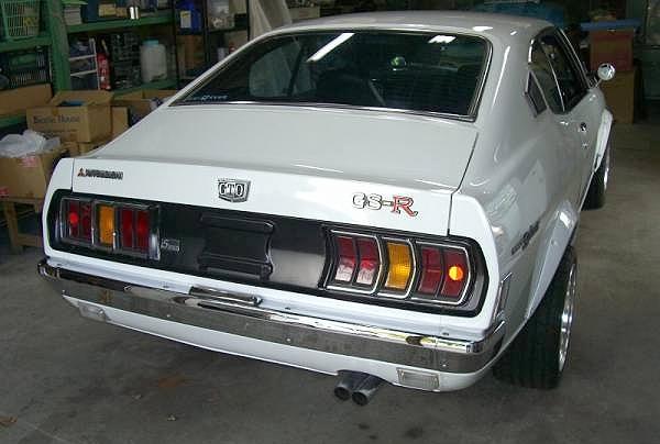希少!旧車!オリジナルペイント三菱ギャランGTO・GS-R&三菱ギャランGTO・GSRの動画