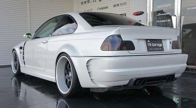 ワイドボディ化スーパーチャジャー搭載!!BMW・M3(E46系)&ホイールLED「ANIPOV」の動画