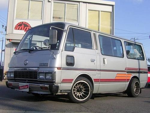旧車!L28改3L公認!ブタケツ130型ローレルSGX&旧車!3代目E23型ホーミーコーチSGL