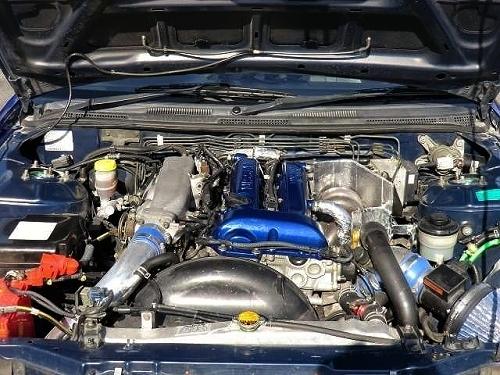SR20ターボエンジン搭載!!ハコスカ(GC10型)&GT3037タービン装着SR20DETエンジン!S15シルビア・ヴァリエッタ