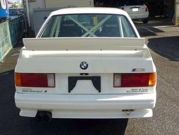 希少レーシングモデル!!E30型BMW・M3スポーツエボリューション&草ヒロ!廃車動画その1