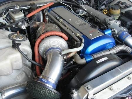 2JZ-GTEエンジン換装トヨタ・ヴェロッサ(110系)&TO4ZタービンJZX100チェイサー・ツアラーV