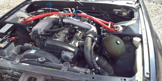 R34スカイライン顔R32型スカイライン20130201_3