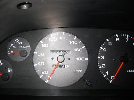 7400キロ限定車ニスモBNR32スカイラインGTR20130201_2