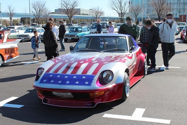 ニューイヤーミーティング2013駐車場マシン画像その8