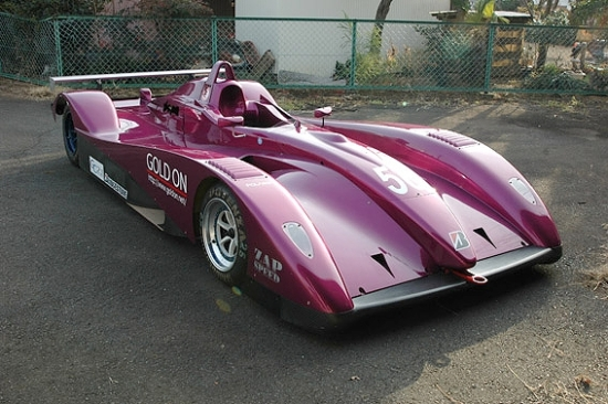 レーシングカーGC21本物20130208_1
