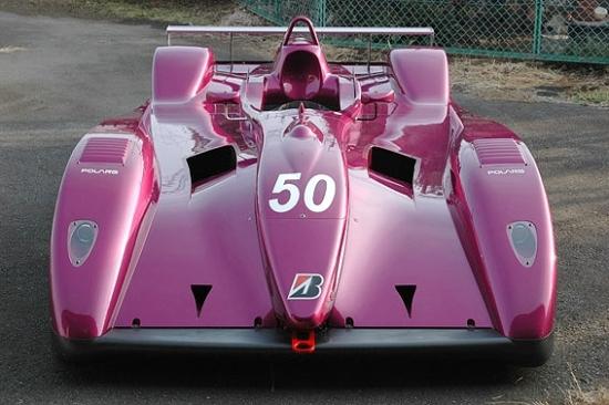 レーシングカーGC21本物20130208_2