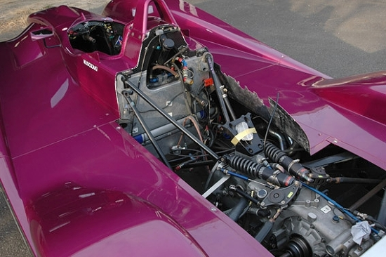 レーシングカーGC21本物20130208_4