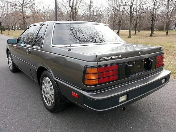 (海外)ハチマルマシン!日産200SX・XE&当時1989年サファリラリー日産200SXの動画