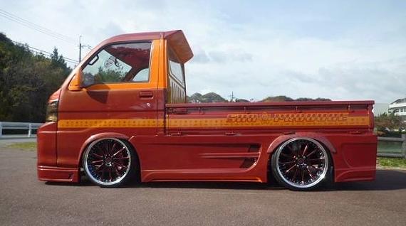 フルカスタムエアサスハイゼットトラック20130214_3
