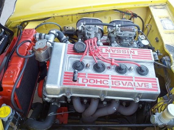 FJ20エンジンスワップダットサンロードスターSPL31120130215_2