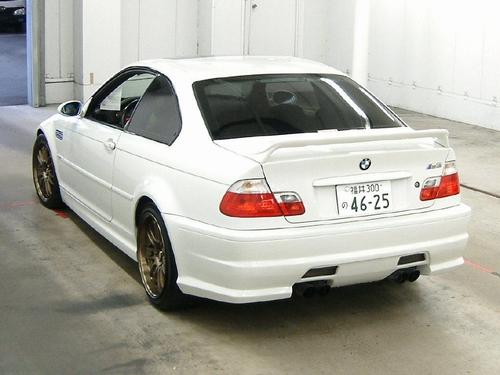 BMW M3ドリフト&BMW M3(BL32)のオークション落札相場