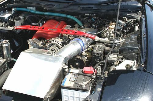 FD3S型マツダRX-7・20Bエンジンフルチューン&アンフィニRX-7のCM動画